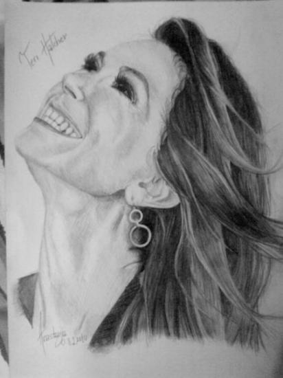 Teri Hatcher by Anastazija